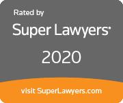 Robert Gonser - Super Lawyers 2020