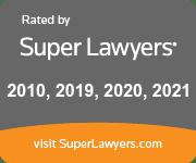 Super Lawyers - Robert Gonser
